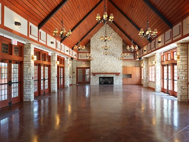 Big Stone Lodge Now Open For Private Events Spring Texas