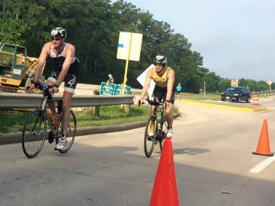 Memorial Hermann IRONMAN® Texas Triathlon to return to The Woodlands